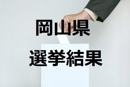 選挙 議員 美作 市議会